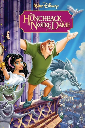Poster Of The Hunchback of Notre Dame 1996 English 300MB BRRip 576p ESubs Free Download Watch Online