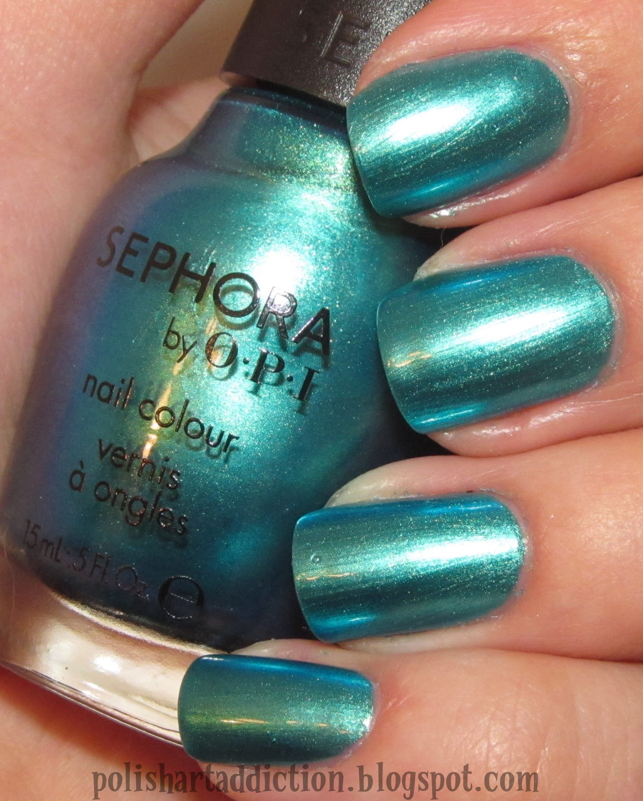 Sephora by OPI - Mermaid to Order