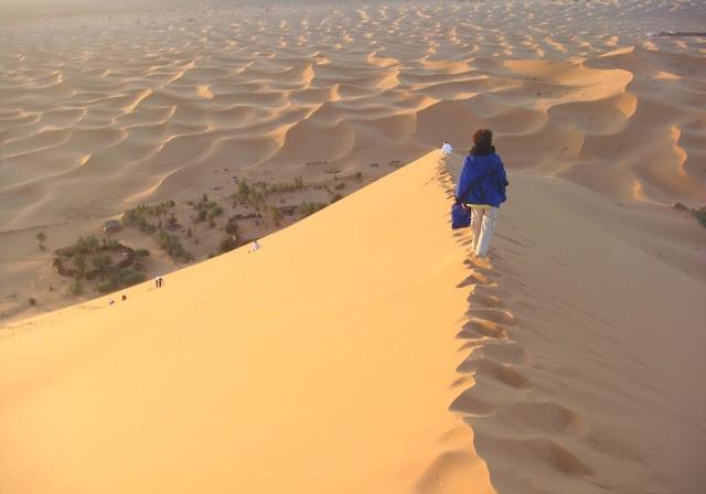 摩洛哥撒哈拉沙漠游