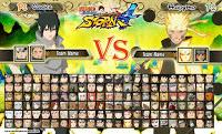 Free Download Naruto Ultimate Ninja Storm 4 MOD APK 2.0 (All Skills/Hardcore Mode Unlocked)