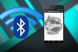 Cara Berbagi Koneksi Internet Melalui Bluetooth untuk android