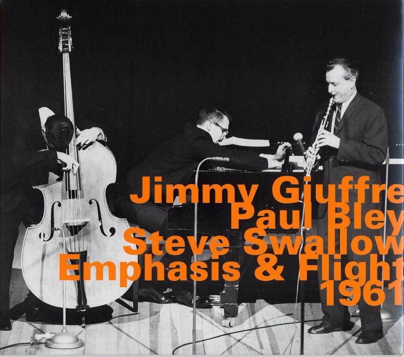 Jimmy Giuffre 3 The Fusion