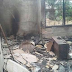 A Pregnant 20yrs Old Ghanaian Lady Sets Boyfriend's House Ablaze For Cheating On Her - Photos