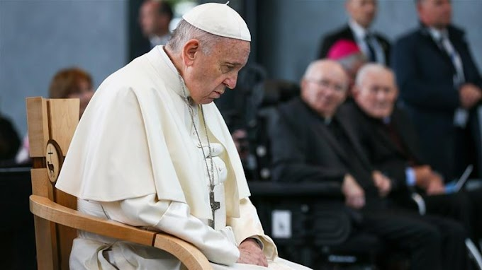 Ex-Vatican envoy urges Pope Francis to resign over abuse case