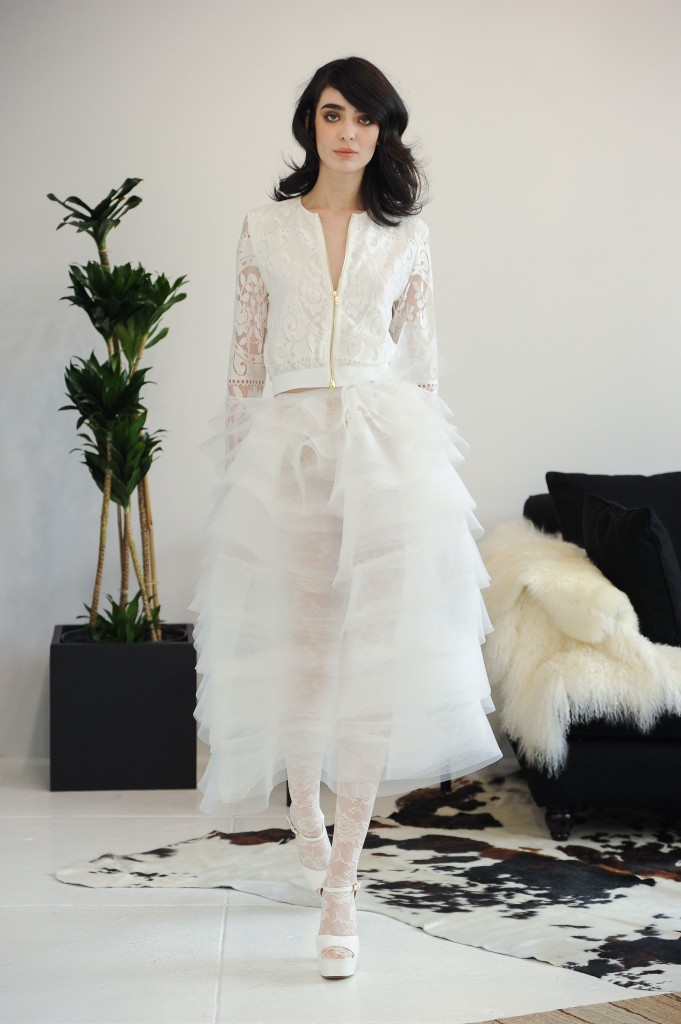 Houghton Bridal Fall 2016 Fashion Show by Cool Chic style Fashion