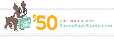 Simon Says Stamp $50 Gift Voucher Icon