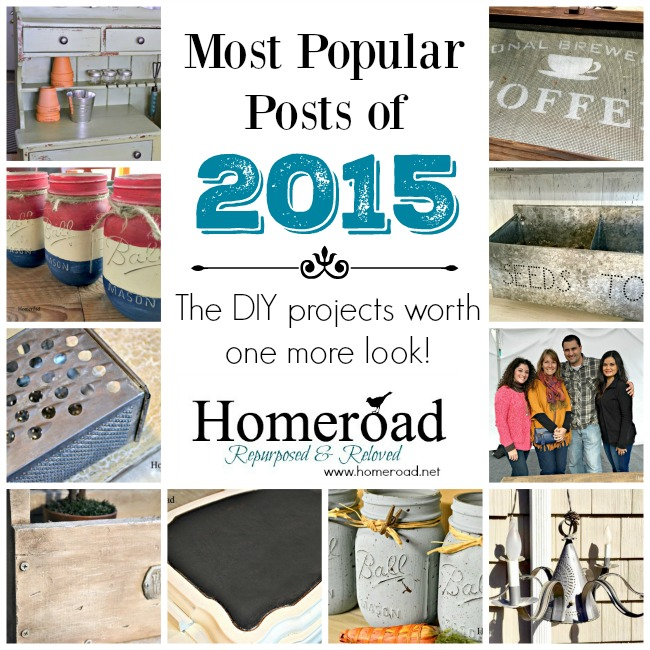 Popular Repurposed Projects