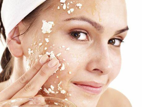 exfoliate the skin