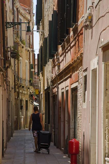Viaje Venecia Ghetto Italia turismo