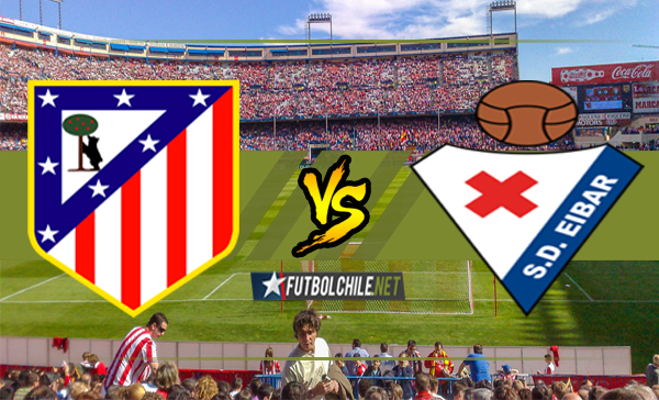 Atlético Madrid vs Eibar
