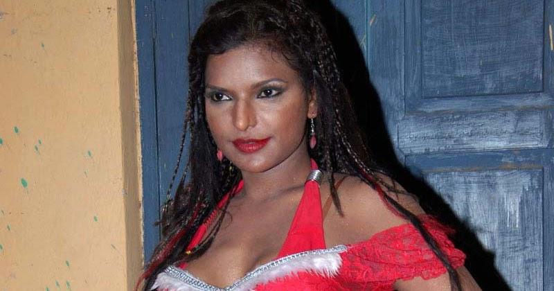Shalini Naidu Hot Photos From Bakara Item Song