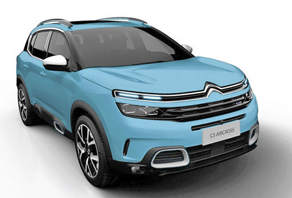 burlappcar more pictures of the citroen c5 aircross. Black Bedroom Furniture Sets. Home Design Ideas