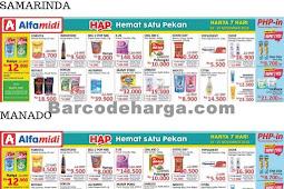 Katalog Promo HAP Alfamidi Weekday 19 - 22 November 2018