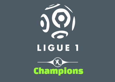 French football, championship,  League, ligue 1,  past Winners-champions, history,  List .