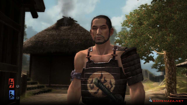 Way of the Samurai 3 Gameplay Screenshot 1