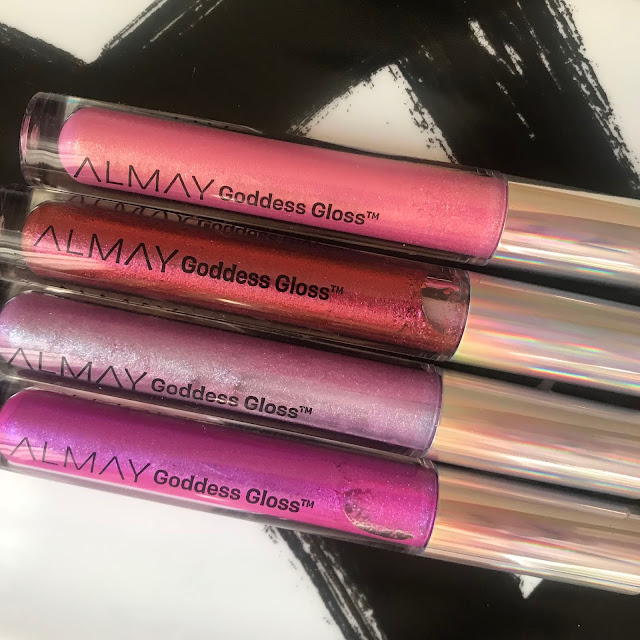 Almay's Goddess Gloss from the cosmic collection of lip gloss
