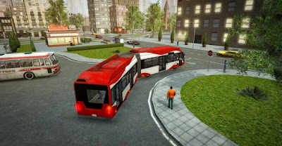 Free Download Bus Simulator PRO 2017 v1.2 APK MOD