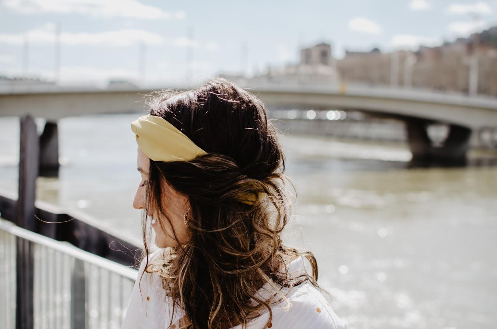 les noeuds de papa créations françaises bandeau pour les cheveux