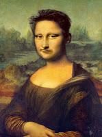 Parodi, Komik Mona Lisa Tablosu