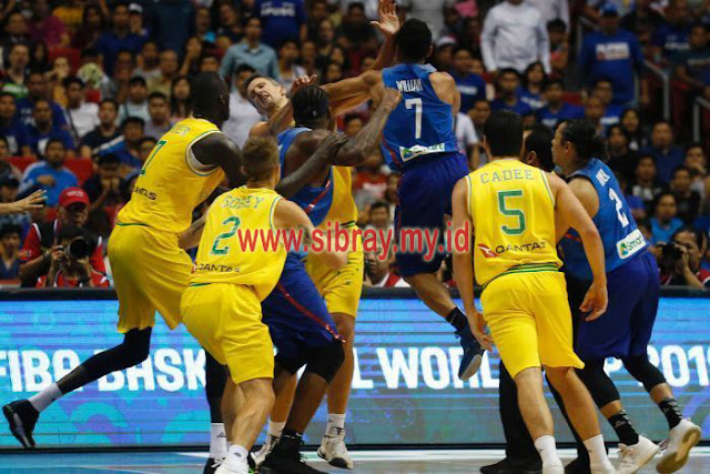 Tiga Pebasket 'Boomers' Dapat Sanksi Skorsing Dari FIBA Akibat Berkelahi