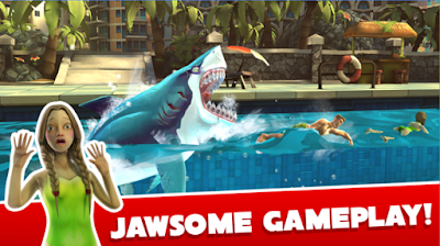 hungry shark world hack mod apk