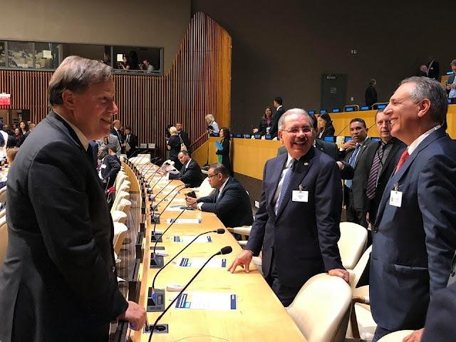 Danilo desde la ONU