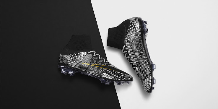best sneakers 0b613 be9d9 Nike Mercurial Superfly Black History Month Boots Released - Footy ...