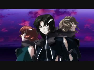 沉默的黑色腐海。: 《蒼穹之戰神Exodus》第二季(Animax)中文配音聽後感