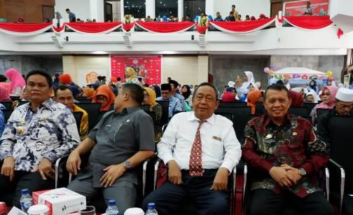 Sekda Selayar, Hadiri Peringatan HAN 2018 Tingkat Sulawesi-Selatan