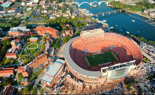 7 Neyland Stadium