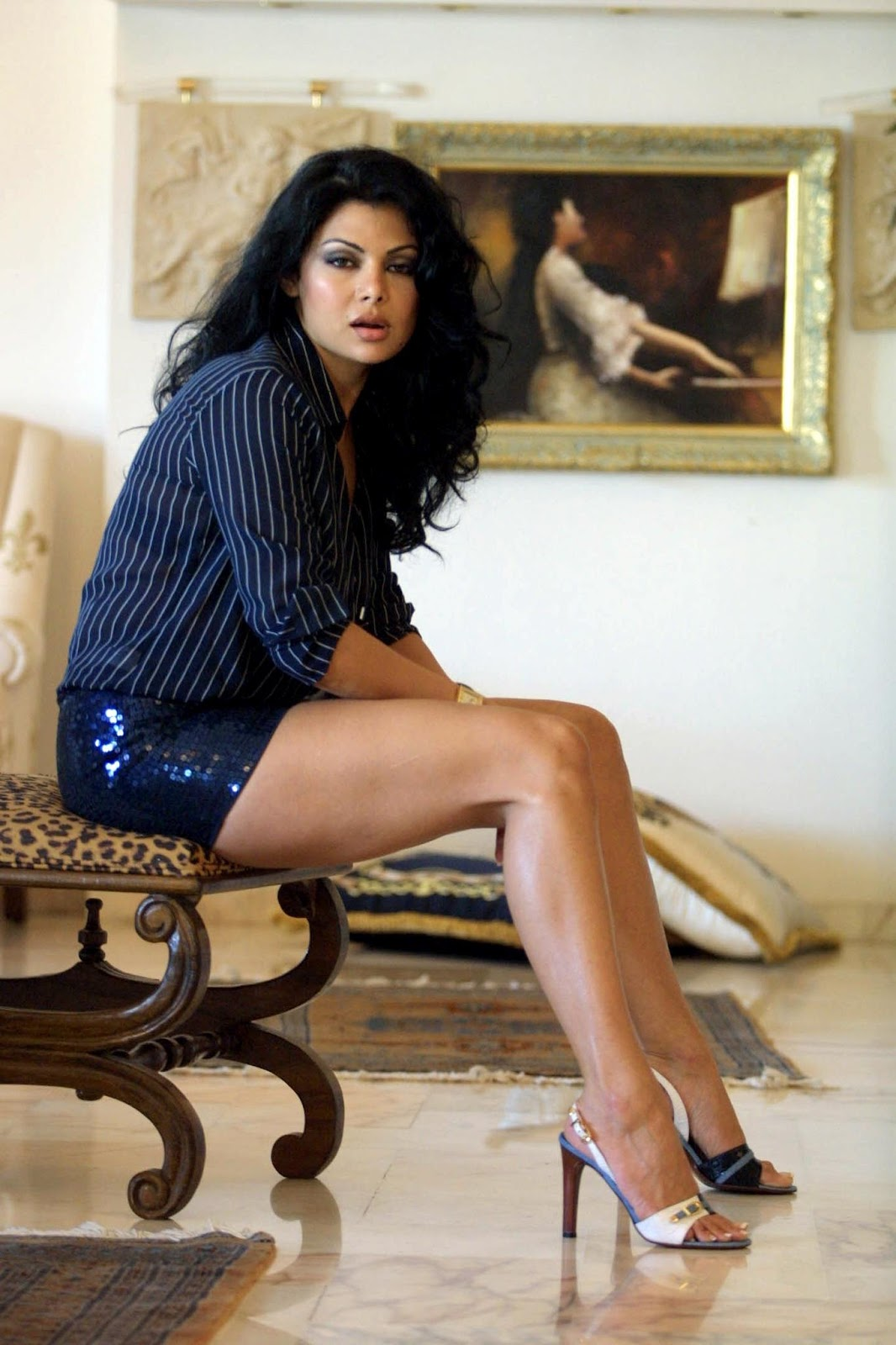 Haifa hot and sexy dance with shaggy