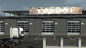 Iveco Big Garage mod