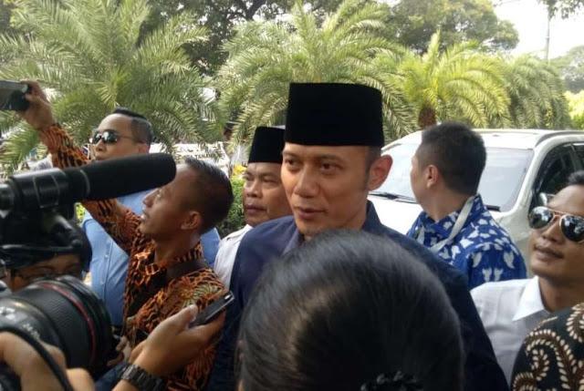 Bagi AHY, Pertanyaan Jokowi soal Gerindra Melenceng dari Substansi