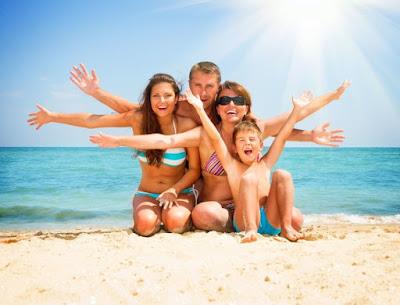 organizando tus vacaciones