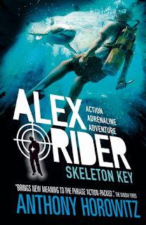 Skeleton Key by Anthony Horowitz Download Free Ebook