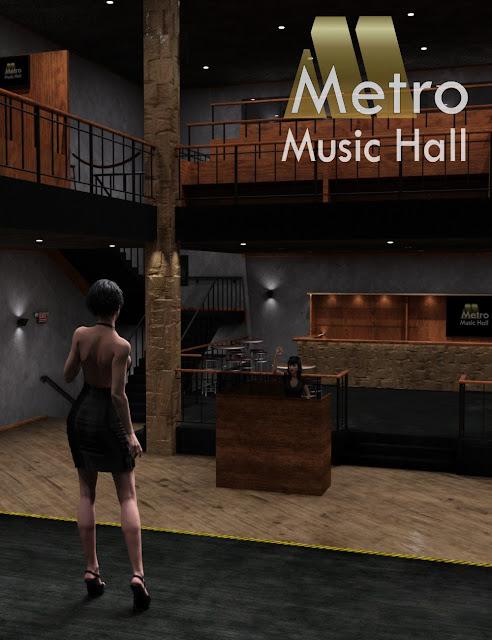 IDG Metro Music Hall