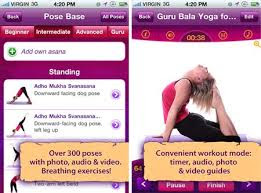 All-in yoga app -  Best fitness Apps for Iphone (free)