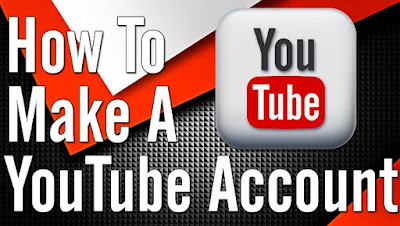 How to Make a YouTube Account in english