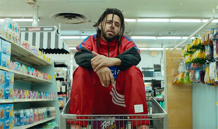 j cole middle child video