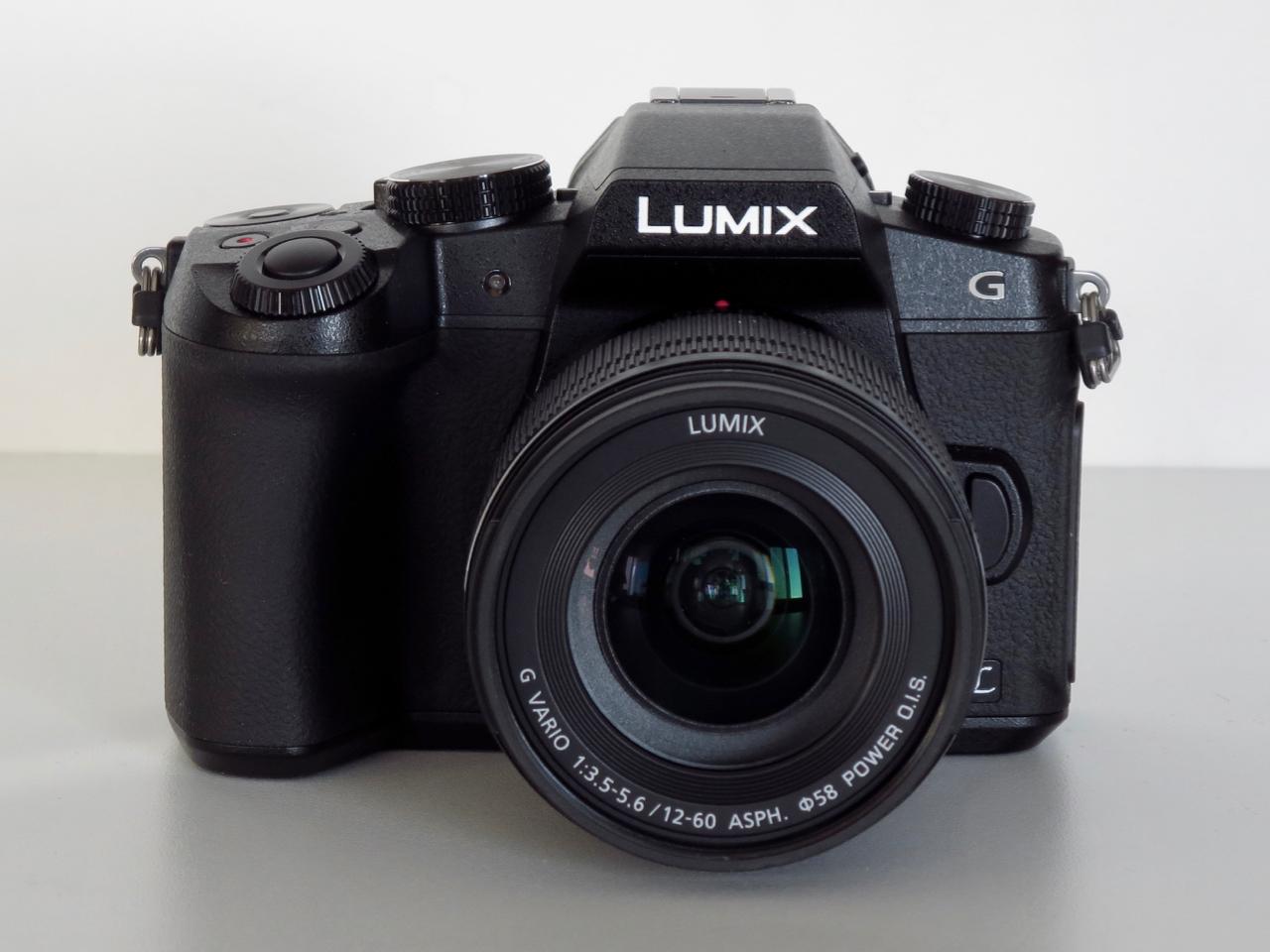 Lumix G85 25mm F1 Half Pencil Panasonic G F17 Asph Lens Green Light For The G80