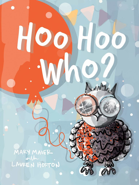 Hoo Hoo Who? by Mary Maier Giveaway