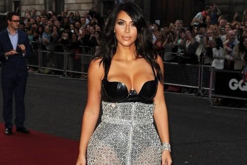 Curvy-Celebrities-in-Hollywood-Kim-Kardashian