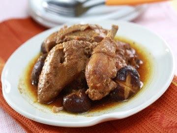 Ayam Masak Jamur