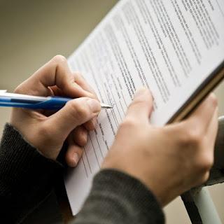 Contoh Surat Perjanjian Kontrak Rumah