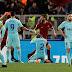 Roma metió el batacazo, goleó al Barcelona de Messi y lo eliminó de la Champions