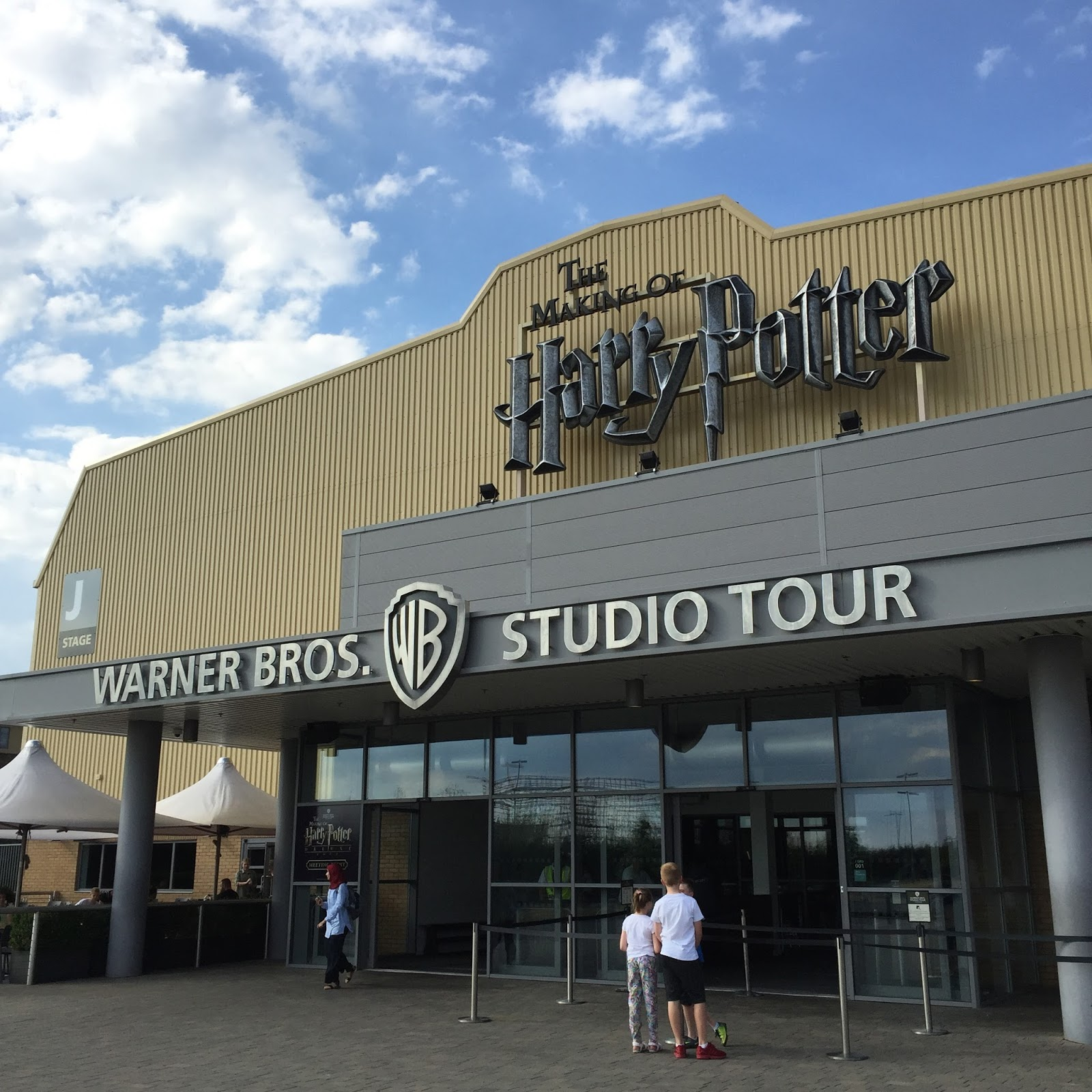 Tour Studio: Gem's Country Life: Warner Brother's Harry Potter Studio Tour