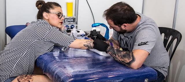 Tattoo Convention Zaragoza 2018