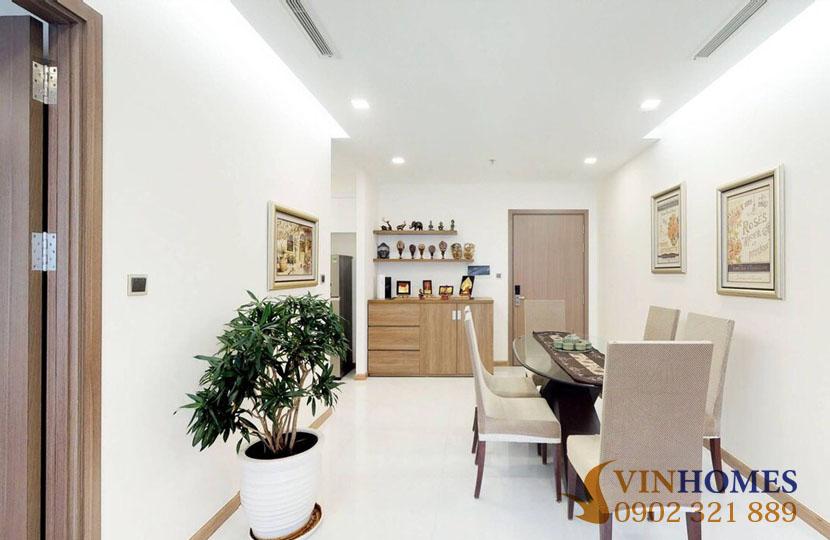 Cho thuê căn hộ 2PN Vinhomes Bình Thạnh - Park 1 - hinh 4