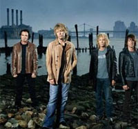 Concierto en streaming en la web de Bon Jovi