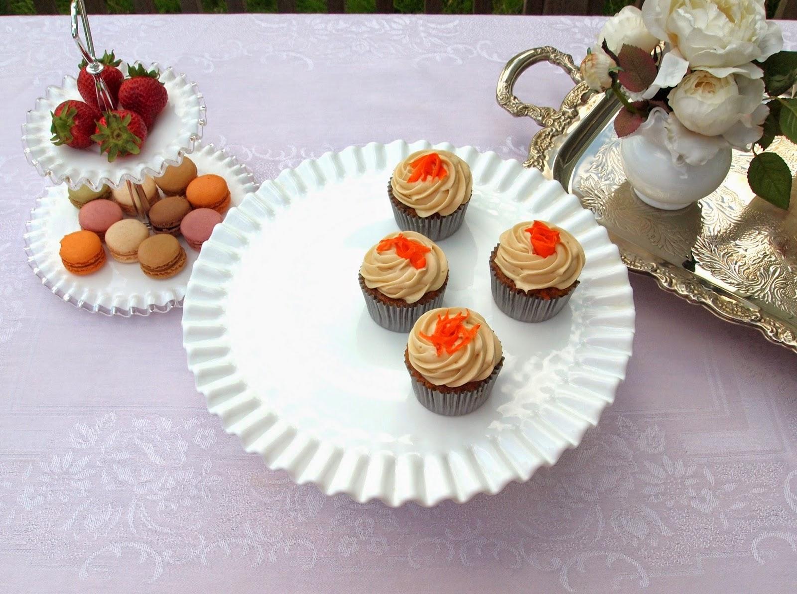 Carrot Cake Allergies